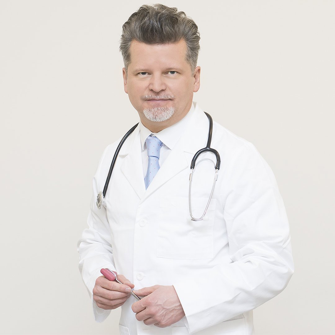 Doktor Kwieciński autor Reishi – Nadzieja Współczesnej Medycyny